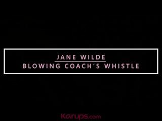Karups - Horny Teen Jane Wilde Fucks Her Coach