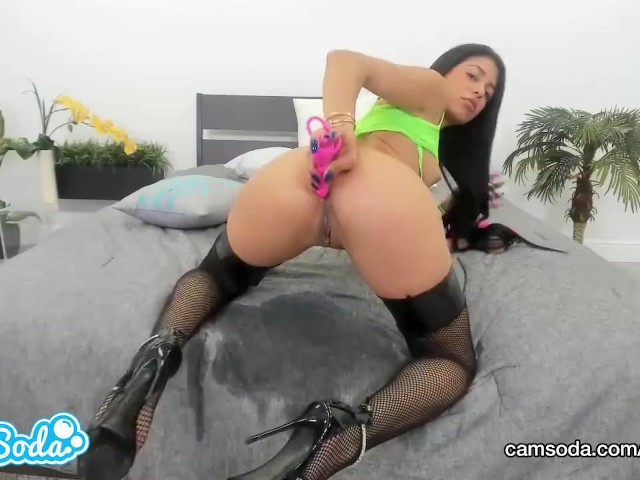 Veronica Rodriguez Solo Squirt