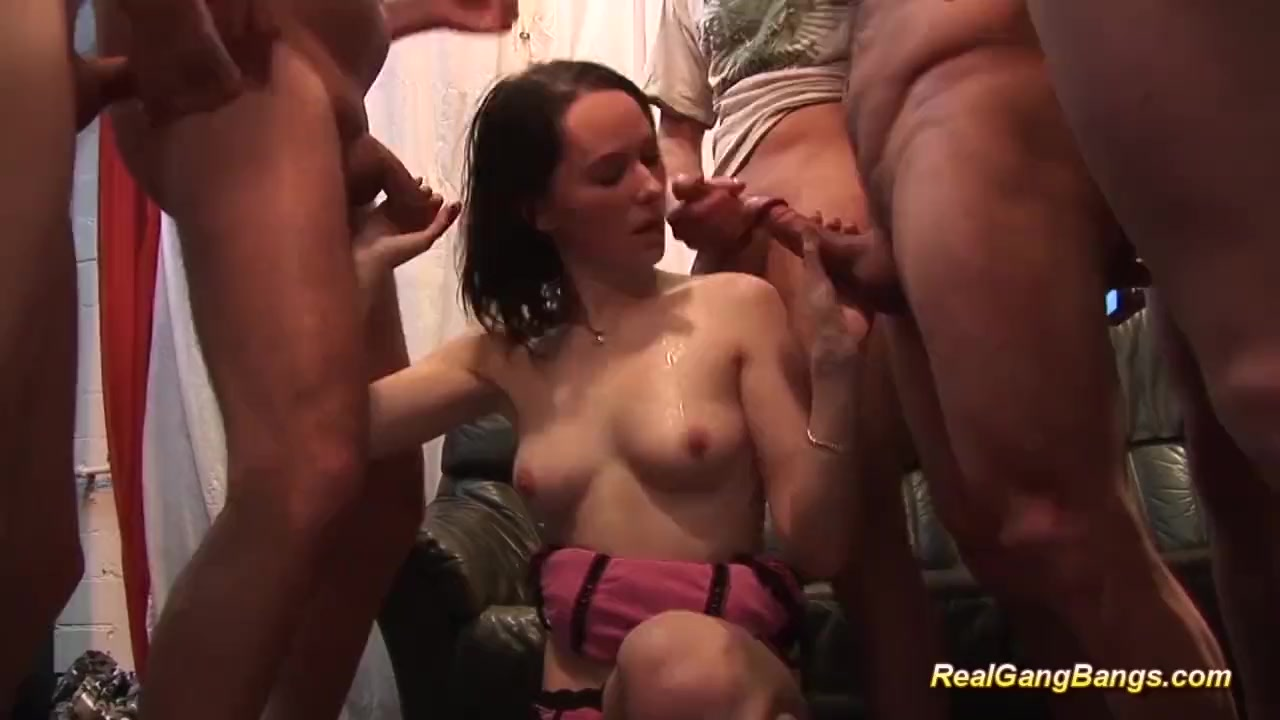 Sexy party orgy