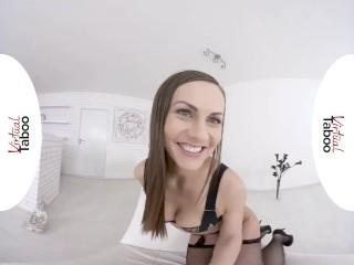 VIRTUAL TABOO - Sexy Tina Kay Needs Your Cock