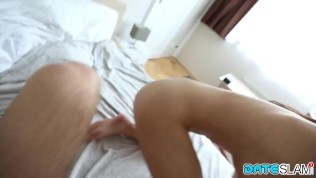 Date Slam – Young hottie Lovenia Lux gets fucked