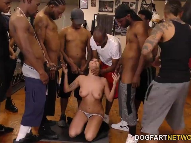 Husband Watches Bbc Gangbang