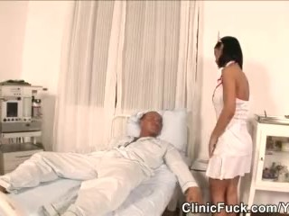 Naughty Nurse Fucks Patient