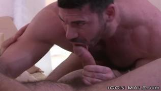 Big Sexy Horny Hairy Daddy Swaps Boyfriend After The Bar