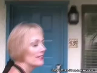 POV With Horny Amateur Granny