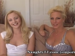Blonde/masturbate/wet teen mature get and