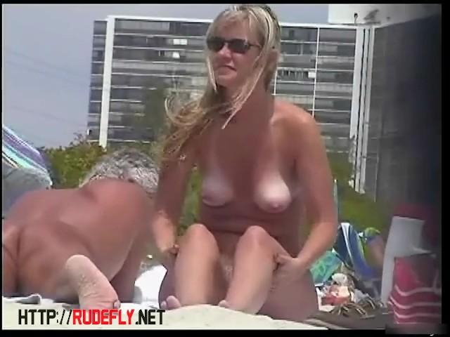 Beach Voyeur Porn Featuring Two Hot Girls and a Guy ...