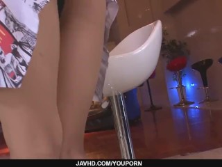 Maika shows her suck and fuck talents in japan blowjob videos - More at javhd.net