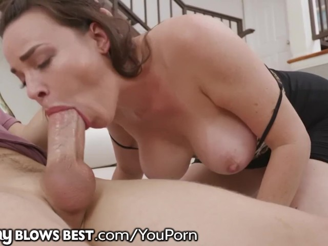 Step Mom Fucks Son Role Play
