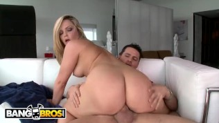 BANGBROS - Alexis Texas Riding Cowgirl Compilation, 25 Mins Of Perfect Ass