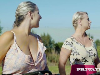 Private.com Big Boobs Orgy in the Country