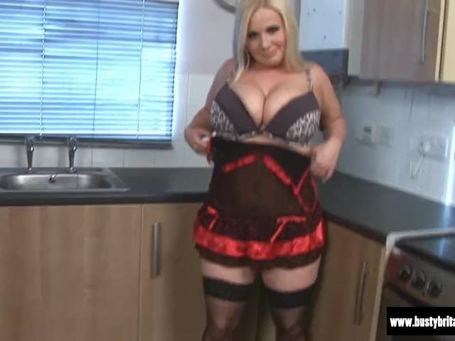 British Amateur Solo Big Tits