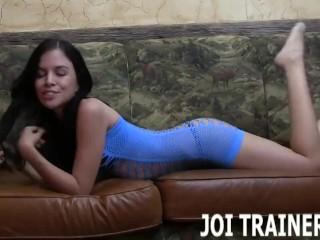 JOI Training And Femdom Masturbation Instruction Vids