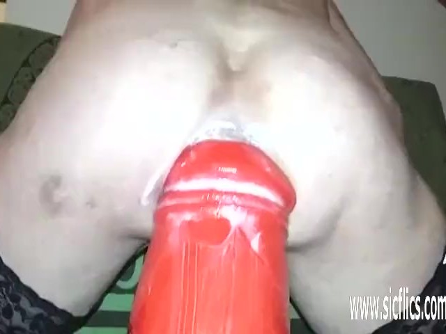 Huge Anal Dildo Machine