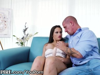 BiEmpire Young Couple Share Bisexual Daddy Dick!