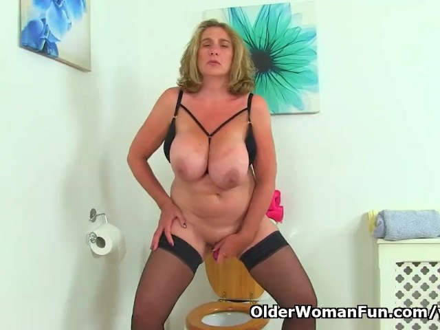 Big Titted Milf Camilla From The Uk Gets Naughty On Toilet - Free Porn Videos - Youporn-8102