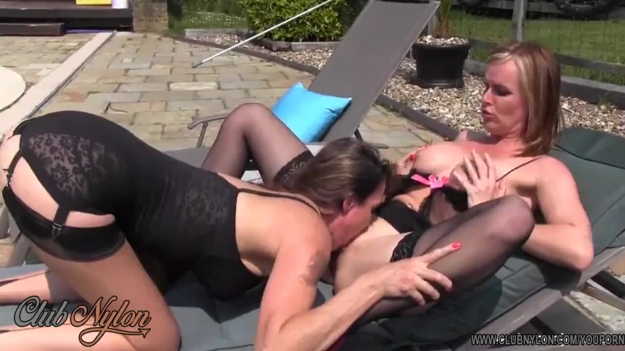 Busty milf wet pussy