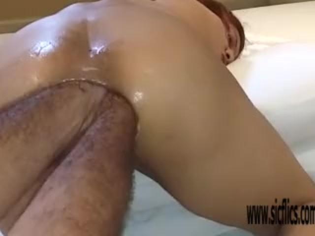 milf anal fisting