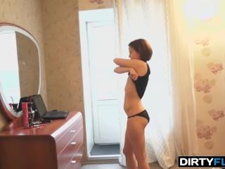 Dirty Flix - Rita Jalace - Teen courtesan knows her job