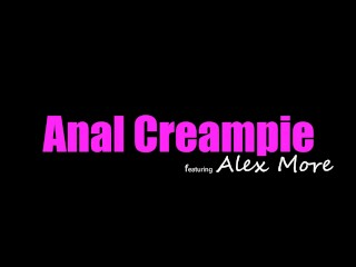 Rough First Time Ass Fuck And Anal Creampie From StepDad! S1:E1