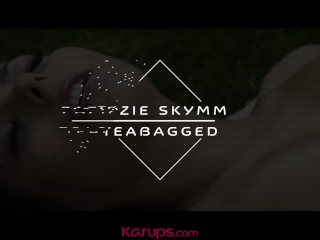 Karups - Zazie Skymm Gets Fucked After First Date