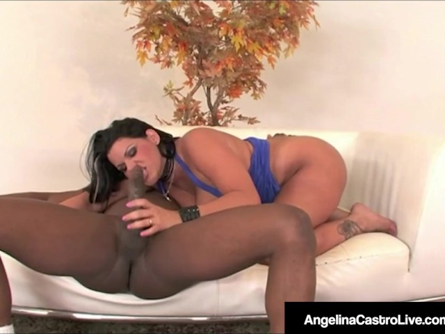 Wife Pounded Black Cock