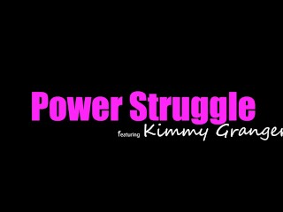 Social Media Slut Kimmy Granger Gets Teen Pussy Wrecked! S4:E4