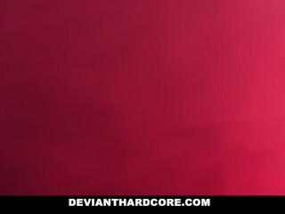 DeviantHardcore - Hot Teen Gets Rough Anal Fuck