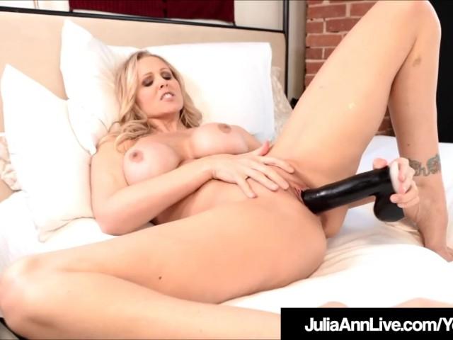 Julia Ann Fucks Step Son