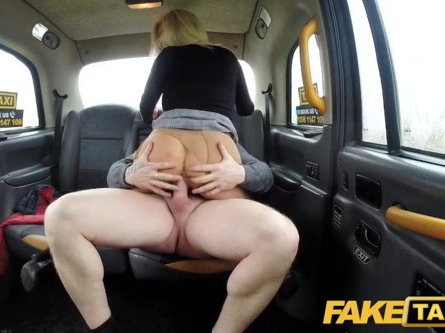 Female Fake Taxi Big Dick