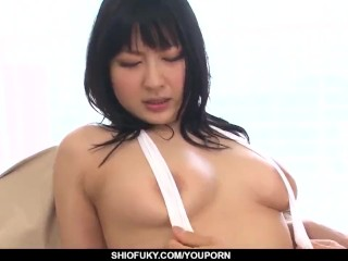 Megumi Haruka screams while lucky man fucks her pussy - More at Pissjp.com