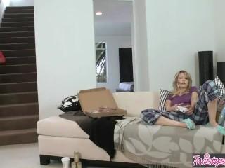 Twistys  - 69 lesbian licking with Bree Daniels and Shyla Jennings