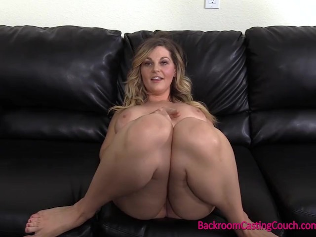 Casting Couch Blonde Milf