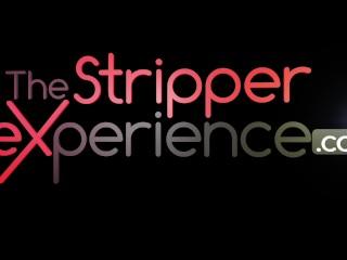 The Stripper Experience - Sexy Peta Jensen sucking a big dick, big booty