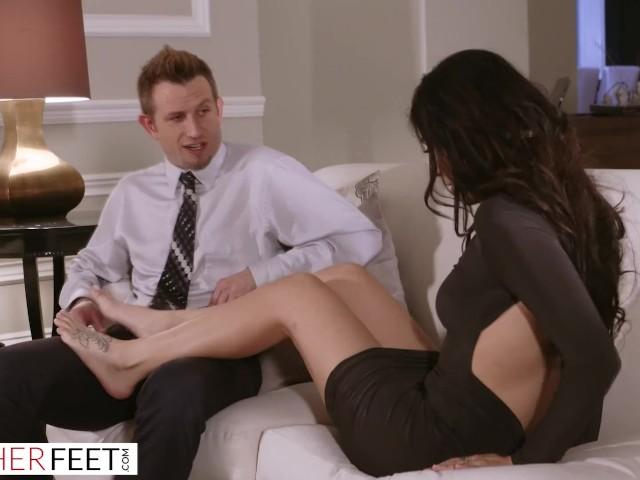 Asian Massage Turns Into Sex