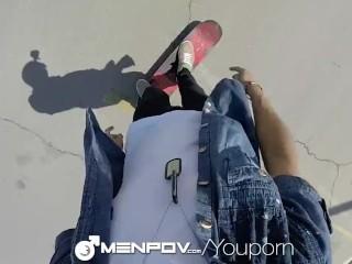 MenPOV Backseat fuck POV STYLE