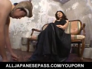 Best oral fuck video with busty Yuuki Tsukamoto - More at hotajp.com