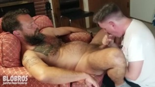 Oral Service for Sir - Hutch D. × Andy Sledge