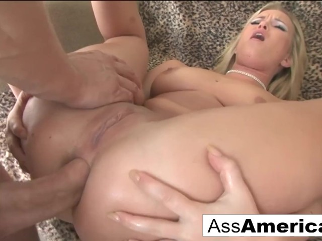 College Party Anal Creampie