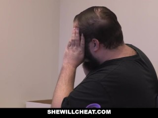 SheWillCheat - Wet Mature Pussy Gets Slayed