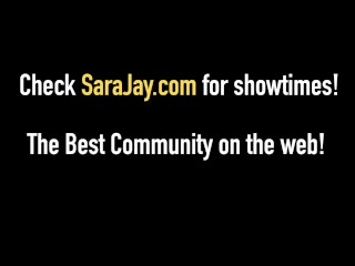 Lucky Black Cock Gets To Fuck Milf Sara Jay & Ava Devine!