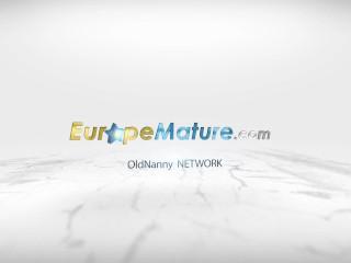 EuropeMaturE Grandma is Masturbating With Sex Toys