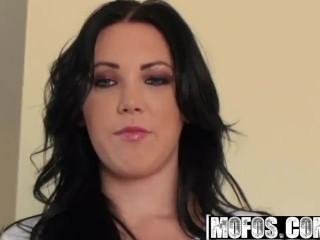 MOFOS - Megan Foxx - Why play pool when you can fuck