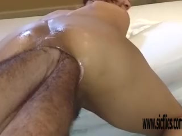 Anal Creampie Amateur Outdoor