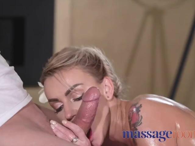 Giving Little Sister Massage