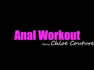 Ass Worshiped Teen Chloe Cherry's Hot Yoga Fuck S1:E3