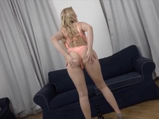 Curvy milf fucked hardcore gives anal has beautiful big natural tits so hot