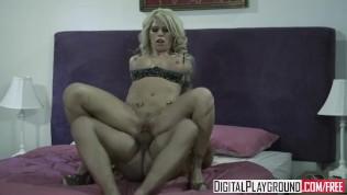 Digital Playground – Busty blonde Brooke Haven sucks off the New Dad In Town, Ben English