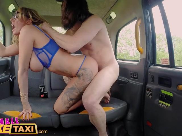 Fake Taxi Female Creampie