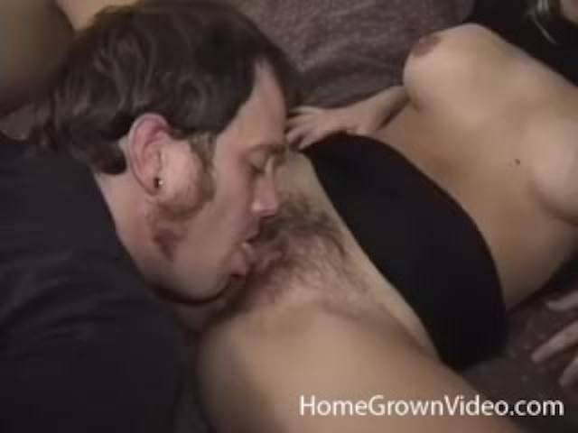 Cumshot While Getting Fucked